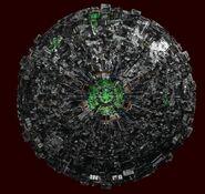 Borg sphere dorsal