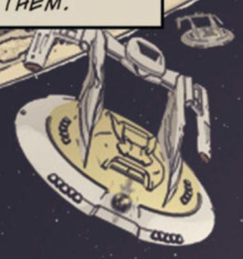 Unnamed Akira class starships