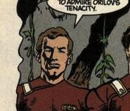 Picard lieutenant