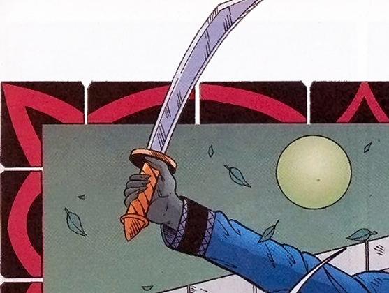 Sword of Mar'na F'ullhy