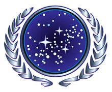 Federation emblem.