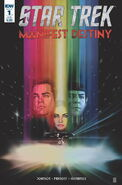 Manifest Destiny -1 sub cover