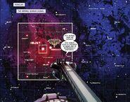 Romulan Star Empire map 2387