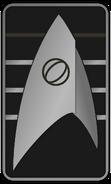 Starfleet Ranks 2250s Science Division - Cadet Junior