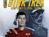 Captain's Log: Sulu