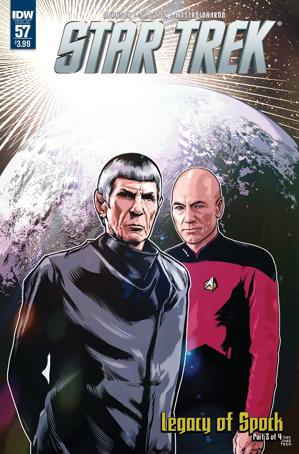 Legacy of Spock, Part 3
