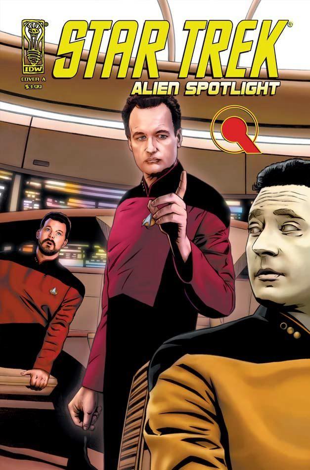 Alien Spotlight: Q