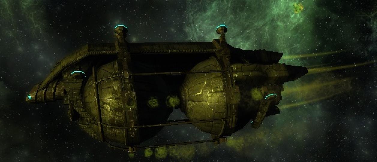 Malon frigate