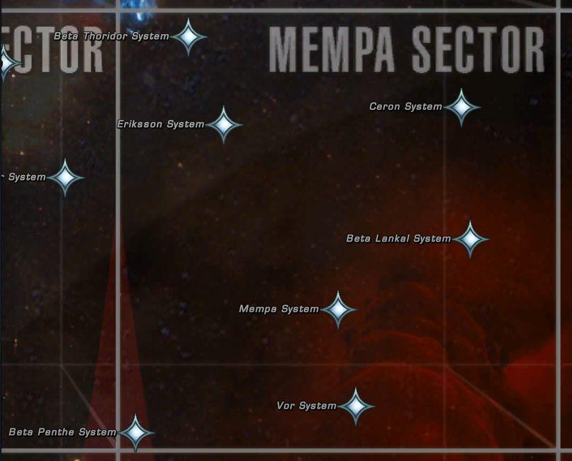 Mempa sector