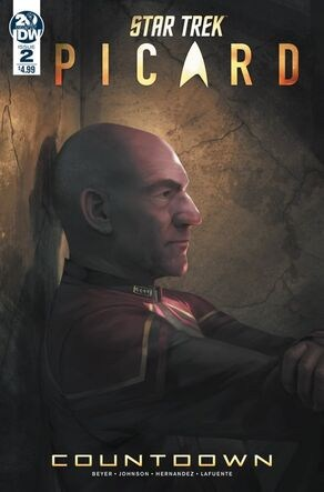 Picard: Countdown, Issue 2