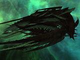 Tal Shiar adapted starship
