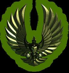 Emblem of the Romulan Republic