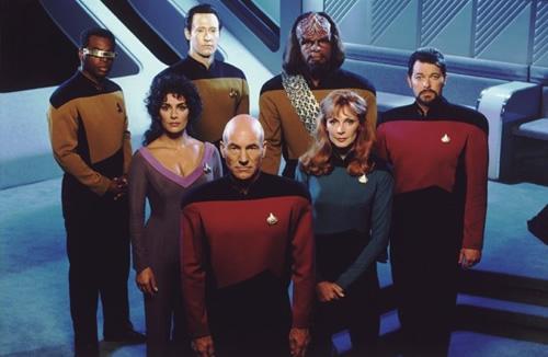 USS Enterprise-D personnel