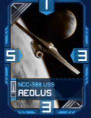 USS Aeolus (Kelvin timeline)