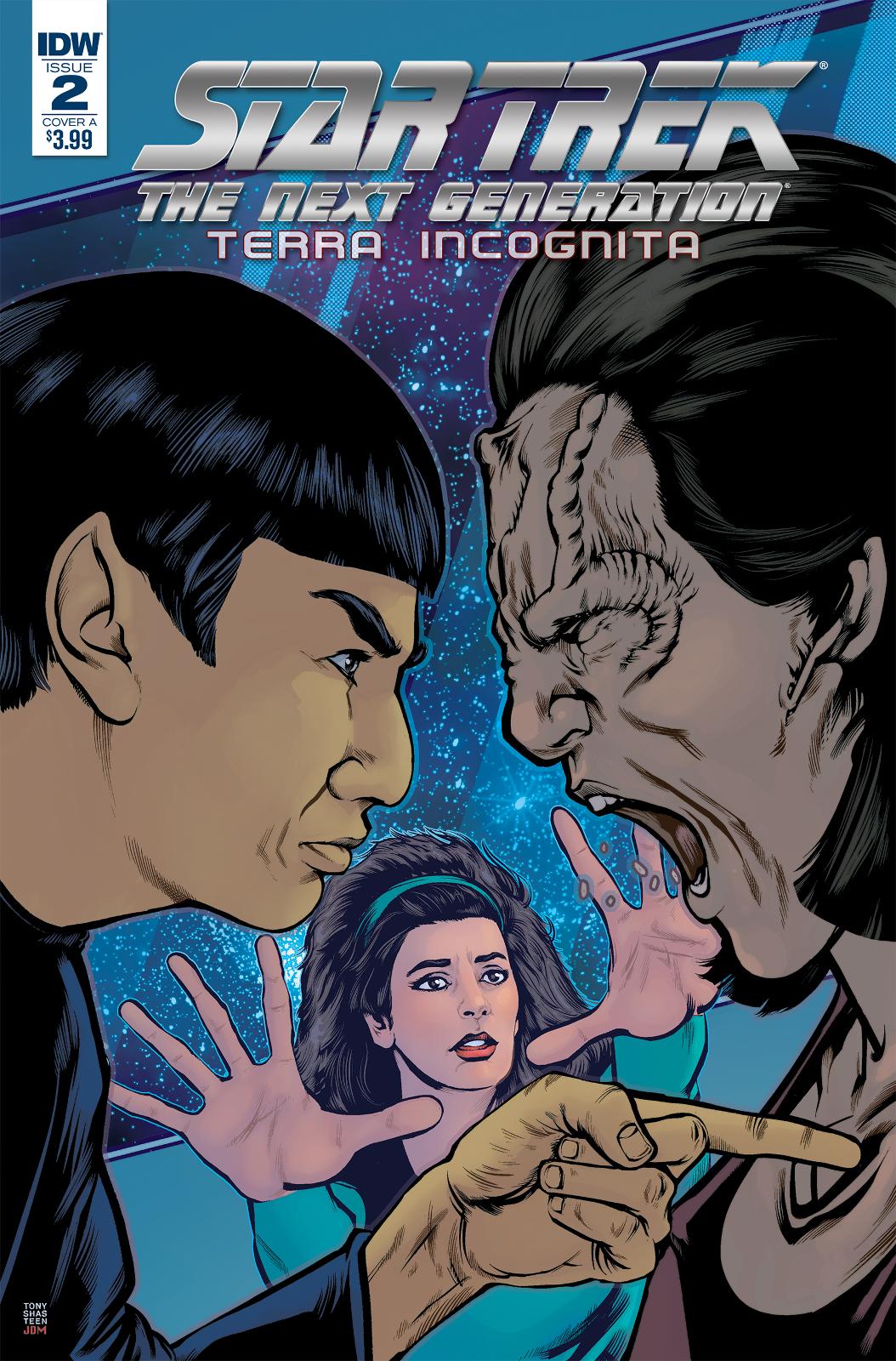 Terra Incognita, Issue 2