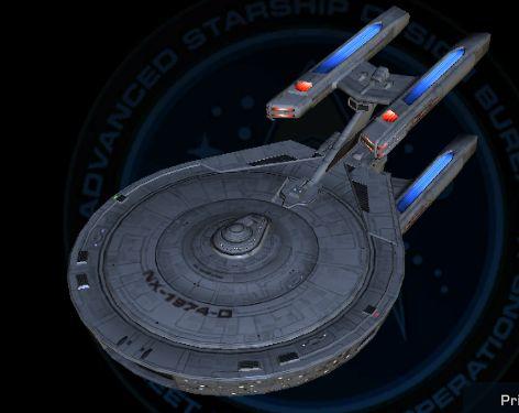 USS Constellation (NX-1974-D)