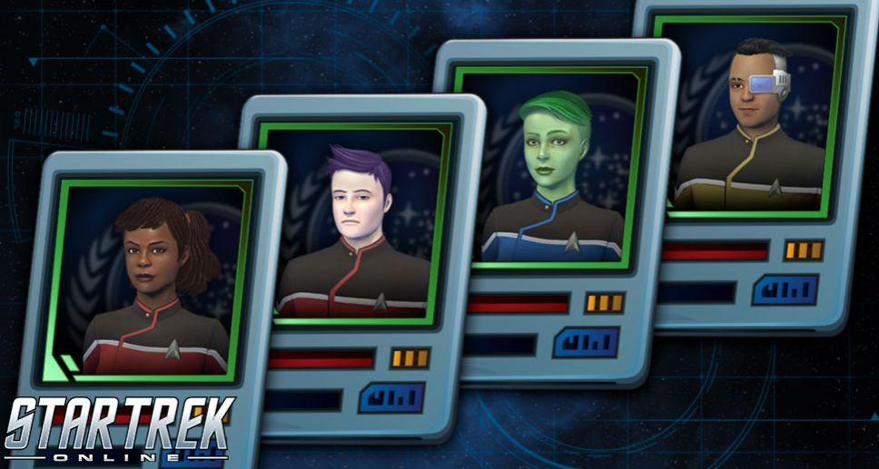 Starfleet uniform (early 2380s)