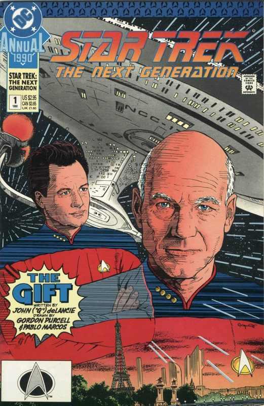 Star Trek: The Next Generation Annual