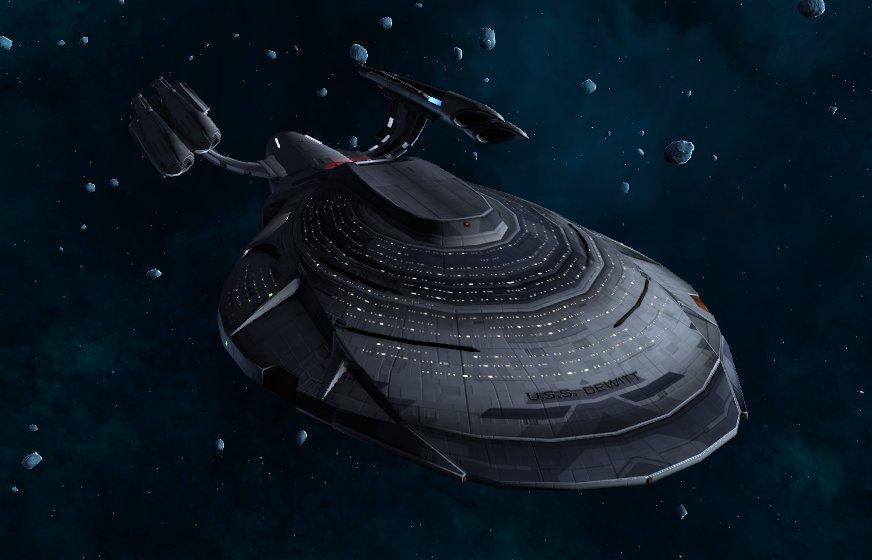 USS DeWitt
