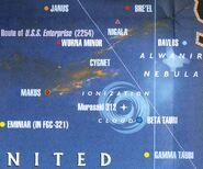 Murasaki 312 map
