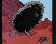 Shyak asteroid