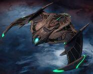 Kholhr Romulan Type 2 Brown