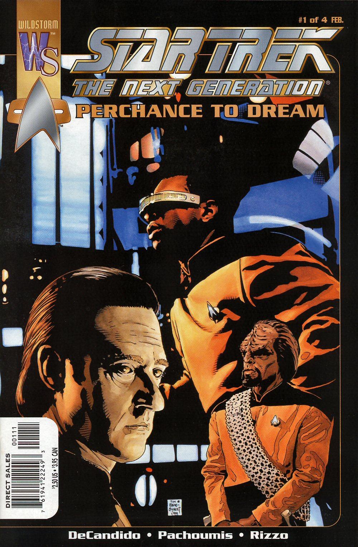 Perchance to Dream (comic)