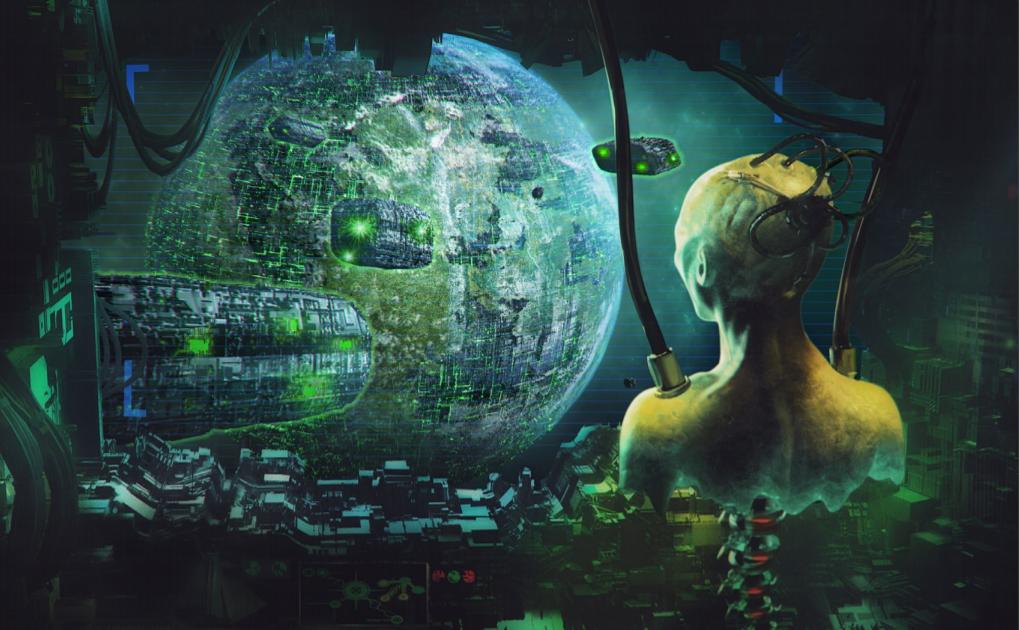 Borg Invasion of 2381