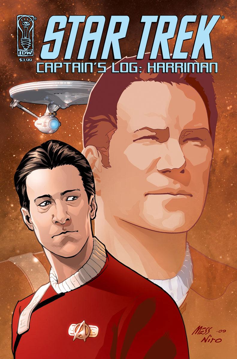 Captain's Log: Harriman