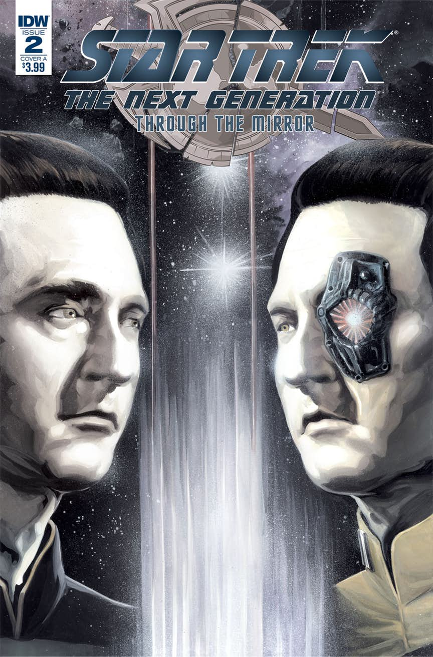 Through the Mirror, Issue 2