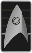 Starfleet Ranks 2250s Science Division - Cadet Freshman