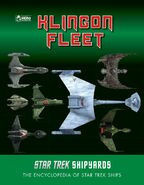 Shipyards Klingon Fleet cover