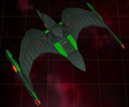 Klingon colony ship