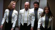 Starfleet dress uniforms, 2375