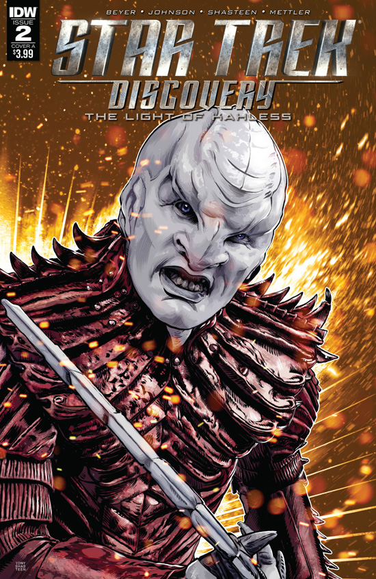 The Light of Kahless, Issue 2