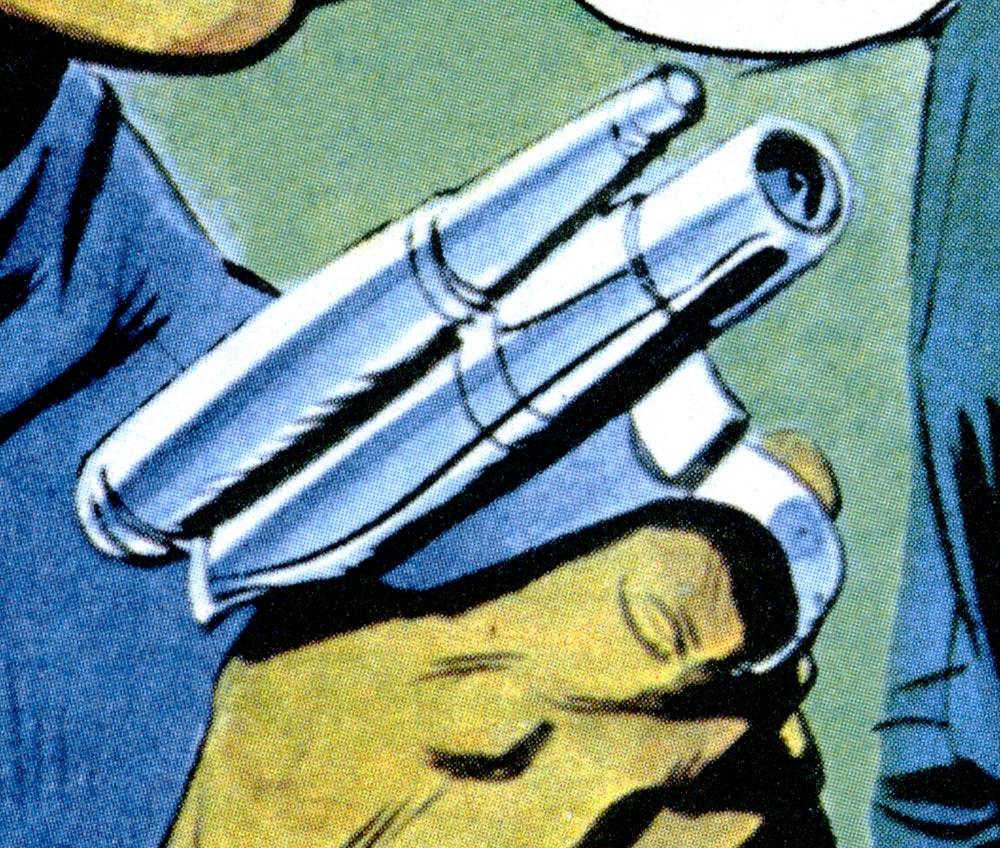 Hypo-gun