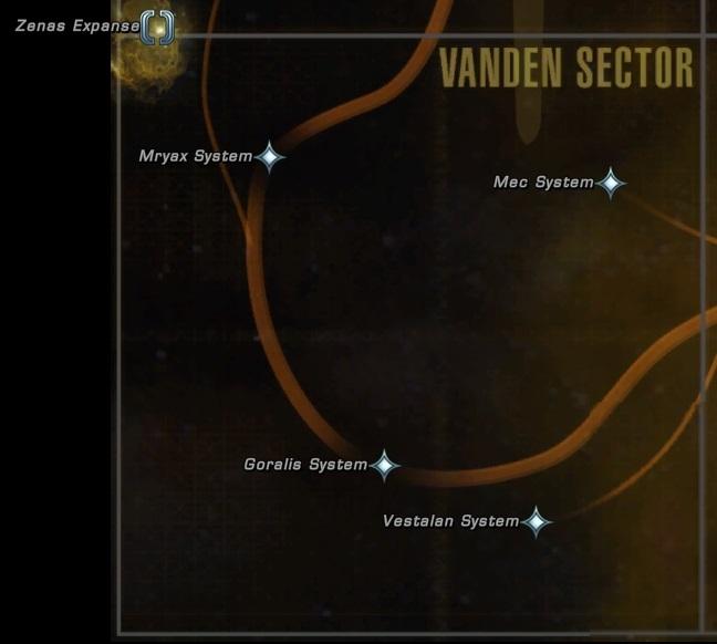 Vanden sector