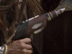 Klingon disruptor pistol