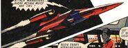 Klingon strike raider