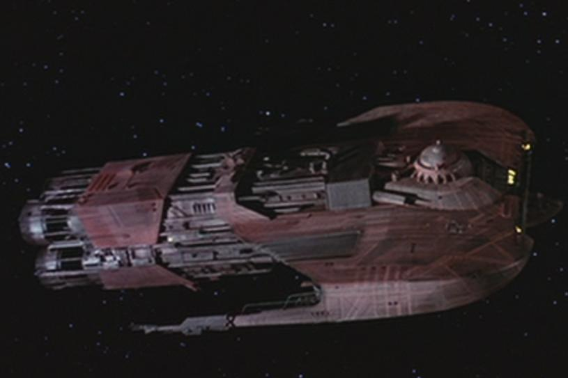 Albatross (starship)
