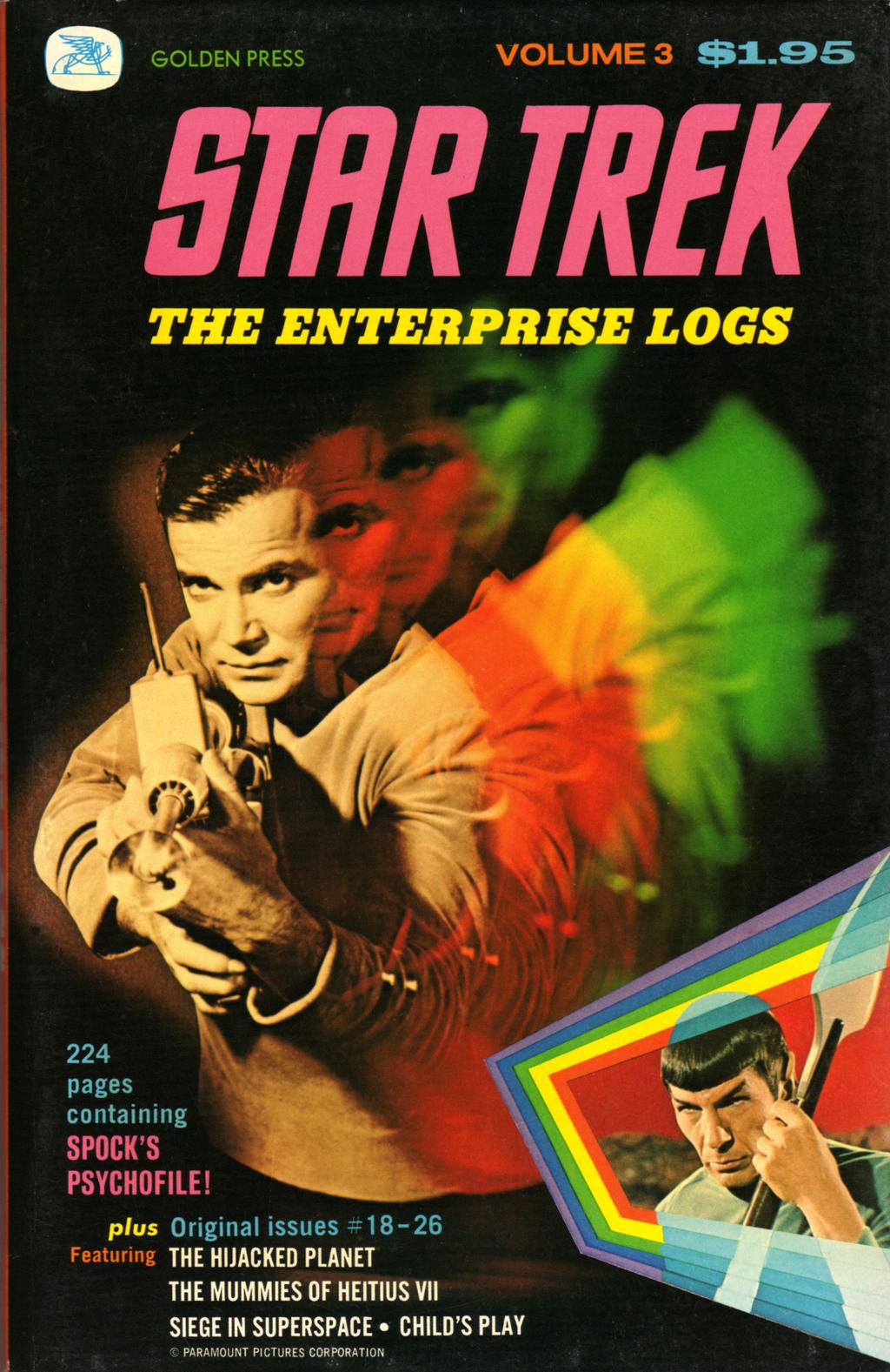 The Enterprise Logs, Volume 3