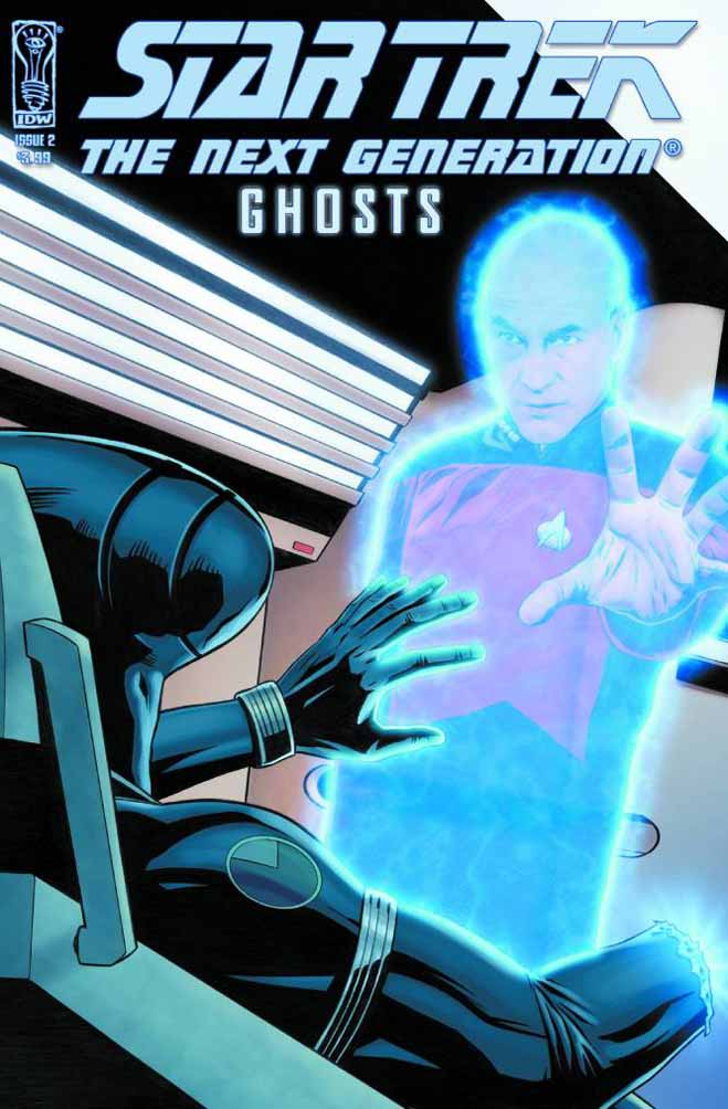 Ghosts, Issue 2