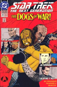 The Dogs of War (comic)