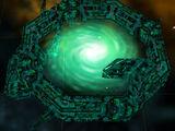 Borg transwarp gate
