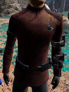 Vulcan Security uniform