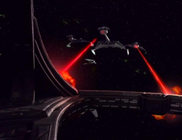 Federation-Klingon War of 2372-2373