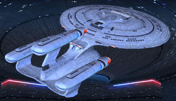 USS Crusader (Galaxy X class)