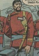 Imperial Starfleet shoulder belt, 2285