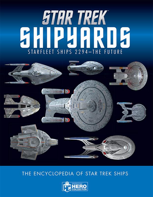 Shipyards: Starfleet Ships 2294 - The Future