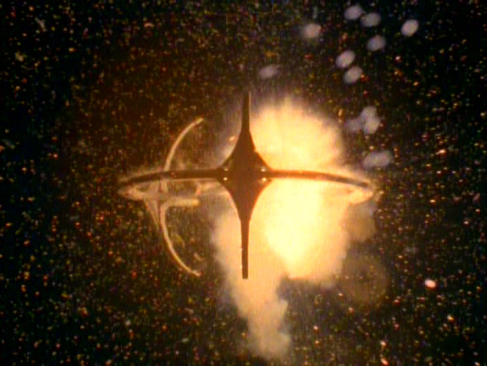 The Destruction of Deep Space 9